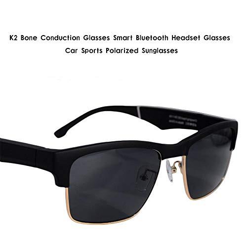 Gafas inteligentes Bluetooth K2
