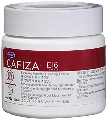 Urnex Cafiza Espresso Machine Cleaning Tablets - 100 Count - Professional Espresso Machine Cleaner Barista Use