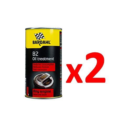Bardahl – Additif Traitement Huile Moteur B2 Oil Treatment 300 ML 142029