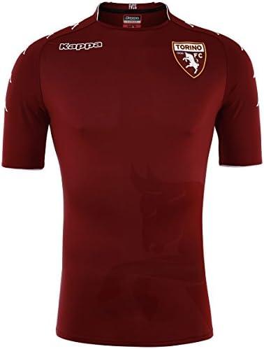 Kappa Camiseta Torino 1a Equipacion 2017/2018 Oficial, Hombre