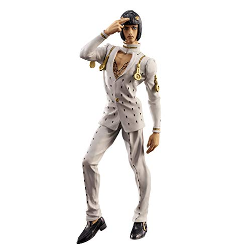 Banpresto JoJo's Bizarre Adventure Bruno Bucciarati Figure Figurine 21cm normal