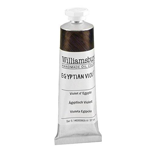 Williamsburg Oil 37ml Tube, Egyptian Violet (60008059)