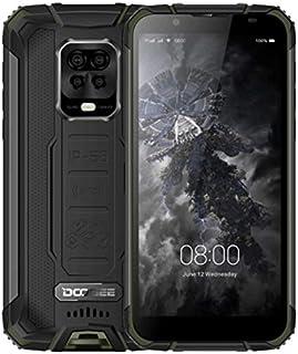 DOOGEE S59 Pro 【2021】 Outdoor mobiele telefoon zonder abonnement, 10000mAh accu, Octa Core 4GB + 128GB (256GB externe SD),...