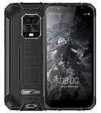 DOOGEE S59 Pro【2021】 Teléfono Resistente, Batería 10000mAh, Helio P22 Octa Core 4GB+128GB (256GB Externa SD), IP69K Móvil Antigolpes IP68, Altavoz Potente 2W, Cámara Cuatro 16MP, Dual SIM NFC Verde