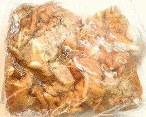 国産 豚大腸 1kg もつ煮 冷凍品