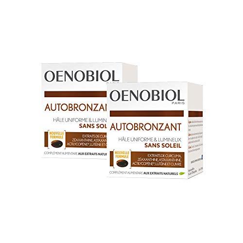 Oenobiol, Autobronzant, Complément alimentaire, 2...