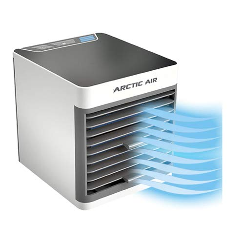 Ontel Arctic Personal Air Cooler, White