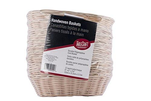 TableCraft Products C1174W Baske...