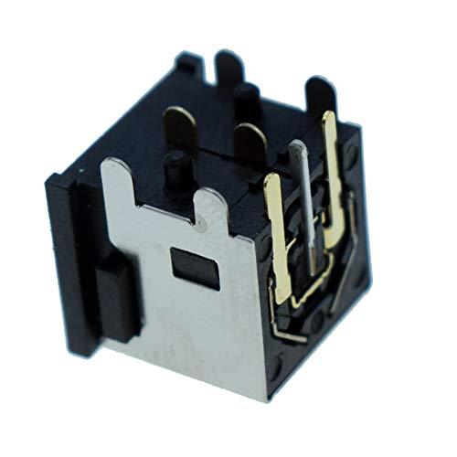 DC_in Conector de toma de corriente compatible con MSI GT72 GT72S MS-1782A...