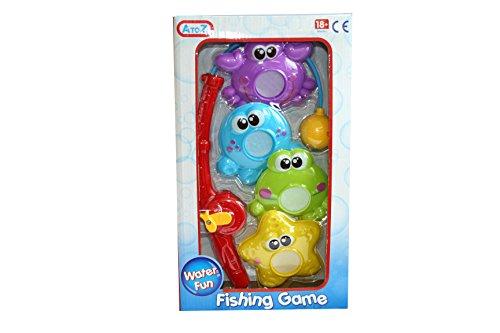 63005 Jeu de pêche pour Le Bain de A à Z