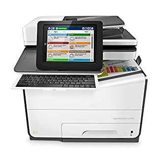 HP PageWide Enterprise Color Flow 586z Multifunction Duplex Printer with HP EveryPage and Pull-Out Keyboard (G1W41A) (B01E22JNCC) | Amazon price tracker / tracking, Amazon price history charts, Amazon price watches, Amazon price drop alerts