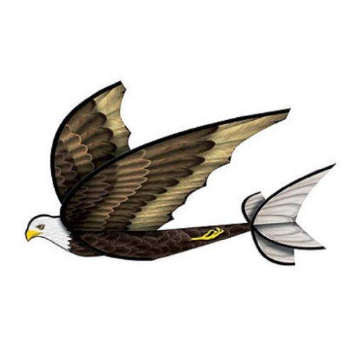X-Kites Flexwing 3-d Nylon 25-inches Glider Eagle