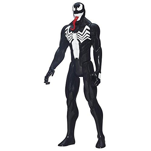 Spider-Man Marvel Ultimate Titan Hero Series–Venom Figura, 12