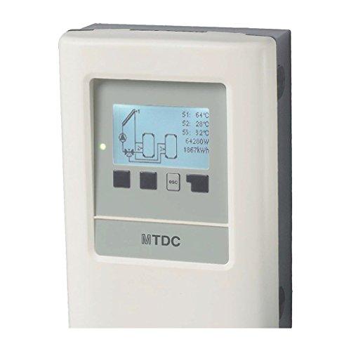 Temperaturdifferenzsteuerung MTDC Version 4