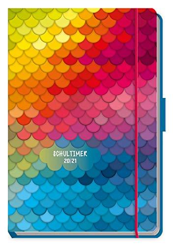 Trötsch Schülerkalender Uni Color 2020/2021: Schulplaner Hausaufgabeheft Timer Terminkalender (Schülerkalender Specials)