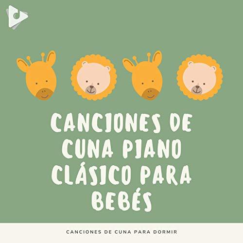 Silencio pequeño bebé con ruido de río blanco (Instrumental clásico de piano)