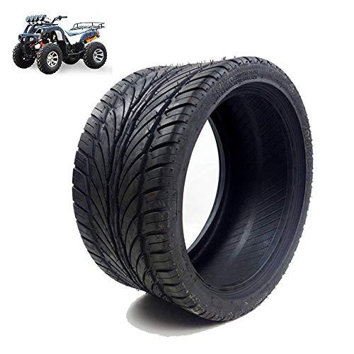 Neumáticos de Scooter eléctrico, 205/30-10/235 / 30-10 neumáticos de Carretera ATV, Resistentes al Desgaste y Antideslizantes, adecuados para la modificación de neumáticos Anchos de Karts/motoci
