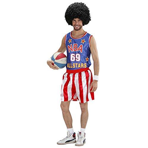 WIDMANN 75823 - Traje Jugador de Baloncesto de tamaño L