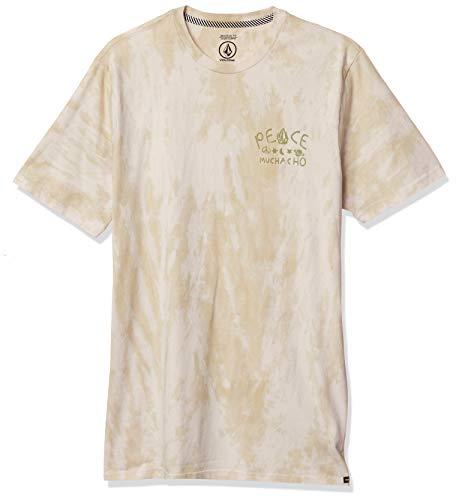 Volcom Muchacho S/S Tee T-Shirt für Herren M Grün (mossstone)