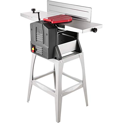 VEVOR Jointers Woodworking 8 Inch Benchtop Jointer 1500W Jointer Planer Heavy Duty 9000 RPM/min Benchtop Planer 6M/min 120 mm Cutting Thickness Wood Jointer Benchtop For Wood Cutting Thickness Planer