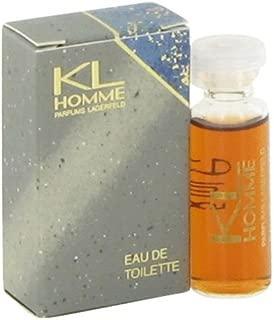 KL by Karl Lagerfeld Mini EDT .17 oz (Men)