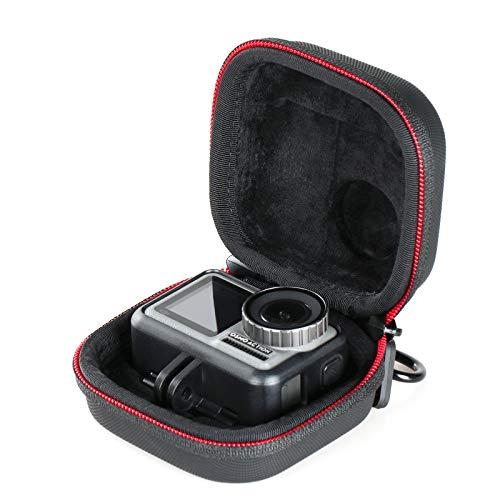 HSU Mini Tragetasche Tragbare Action Kamera Tasche Reisetasche Kompatibel für DJI Osmo Action Kamera
