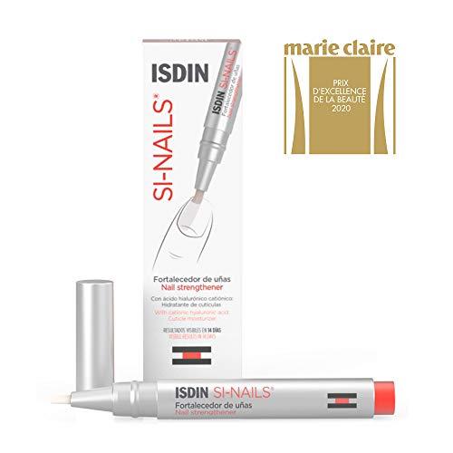 ISDIN SI-NAILS Fortalecedor con ácido hialurónico para uñas débiles y...