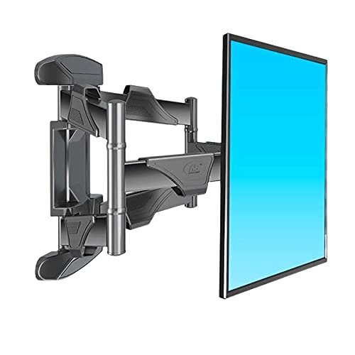 N/Z Home Equipment Ultra Strong TV Wall Bracket Swivel for 40 65 Inch LED LCD OLED Plasma Curved Screens Up To VESA 40 * 40Cm MAX Load 36.4Kg (Cold Rolled Steel)