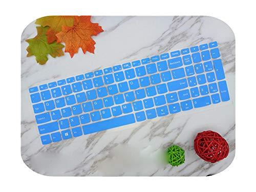 keyboard Cover Skin Protector For Lenovo G50 G50-30 G50-70 G50-80 G500 G500s G505 G505s G510 G570 G575 G770 G580 G585 Y570-Blue-