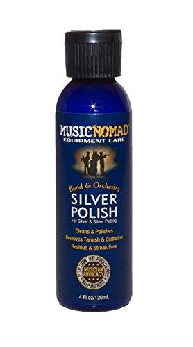 Music Nomad MN701 Silver Polish ...