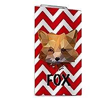 glo スキンシール 【 glo専用 】 アニマル 柄 海外 デザイン 人気 ポリゴン ドット ボーダー 猫 犬 狐 トラ glo グロー 全面対応