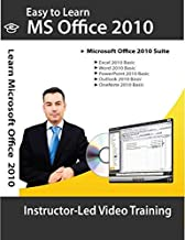 ms office 2010 training dvd