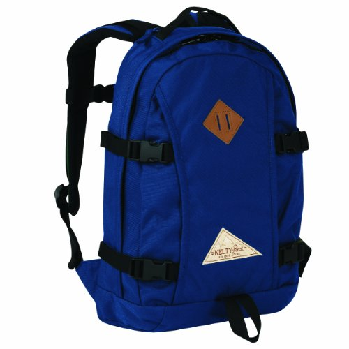 Kelty Captain - Mochila, Color Azul Marino, Talla 23 l