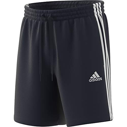 adidas GK9598 M 3S FT SHO Shorts Mens Legend Ink/White S