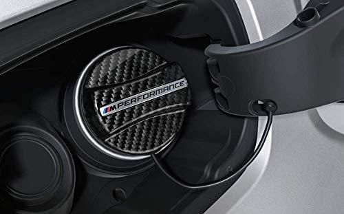 BMW Original M Performance Tankverschluss Kappe Carbon