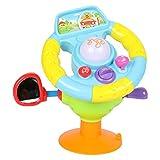 Planet of Toys Steering Wheel Toy Toddlers, Babies & Kids Learning Racing Wheel