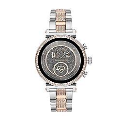 Michael Kors Damen Analog Quarz Uhr Smartwatch MKT5064