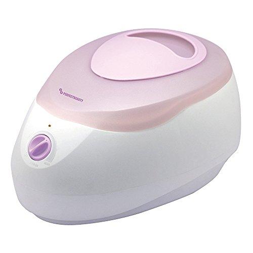 Perfect Beauty Pink Look - Máquina fundidor de parafina profesional con capacidad 1,8Kg