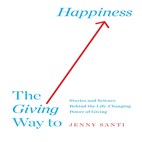 The Giving Way to Happiness audiobook cover art