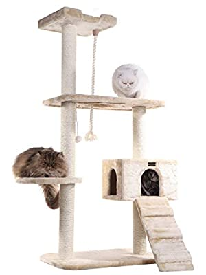 Armarkat Cat Tree Model A5801, Beige