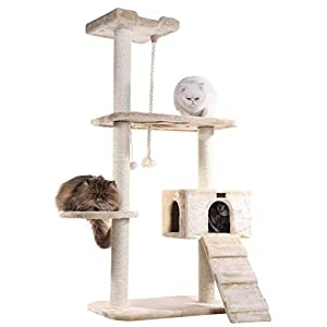 Armarkat Cat Tree Model A5801, Beige