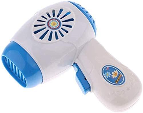 hsj LF- Toy Simulation Pretend Spielzeug Mini Haushaltsgeräte Modell Spielzeug for Kinder Spielzeug Geburtstagsgeschenk Haartrockner Haartrockner Lernen
