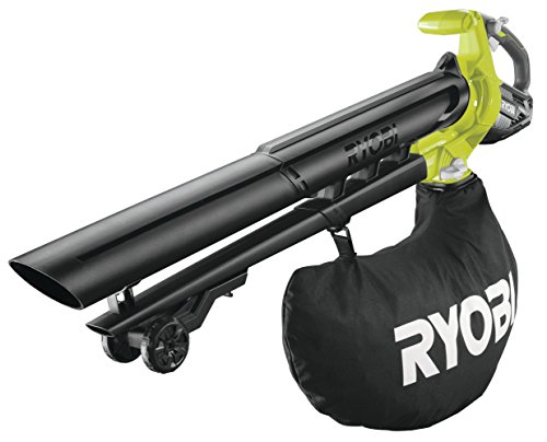 Ryobi R18PD5-0 Obv18 18 V One + sans Fil Brushless Blow-vac (Corps Uniquement), Hyper Vert