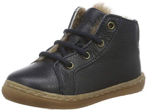 Bisgaard Unisex Kinder Vibs Sneaker, Blau (Navy 600), 19 EU