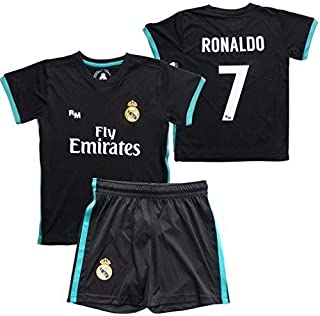 Amazon.es: camiseta replica real madrid niño
