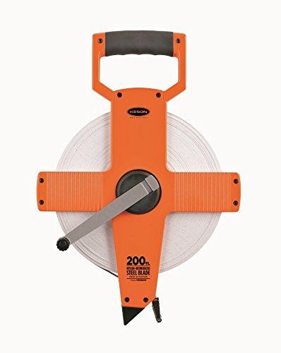 Keson NR-18-200 200 Steel Measuring Tape