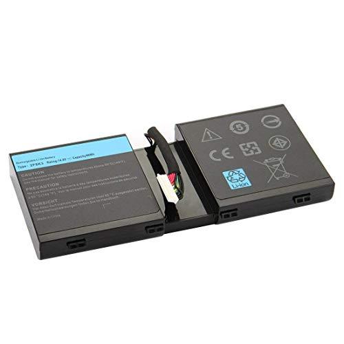 2F8K3 Batería de computadora portátil para DELL Alienware 17 18 (ALW18D-1788) M18X...