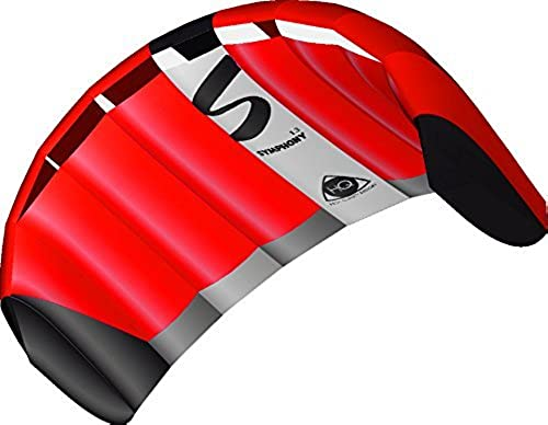 HQ Kites Symphony Pro 1.3 Kite, Neon rot by HQ Kites and Designs