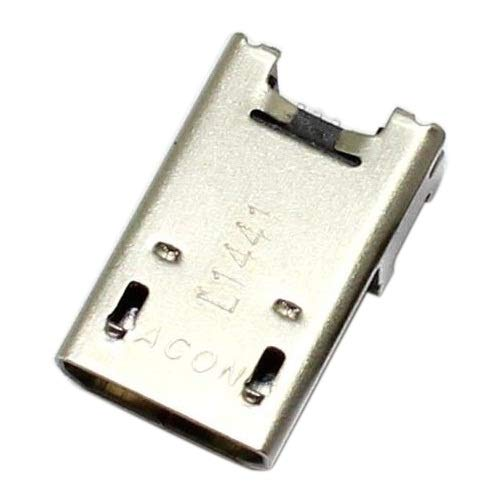 un known Conector de Puerto de Carga para ASUS Transformer Book T100 T100T T100TA Accesorio La Sustitución De Accesorios