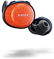 Bose SoundSport Free, True Wireless Earbuds, Sweatproof Bluetooth Earphones for Workouts and Sports - Bright Orange